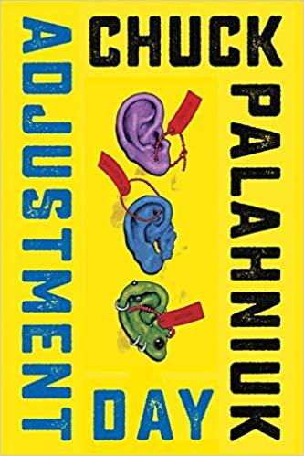 Chuck Palahniuk - Adjustment Day Audio Book Free