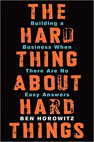 Ben Horowitz - The Hard Thing About Hard Things Audio book Free