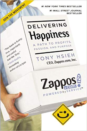 Tony Hsieh - Delivering Happiness Audio Book Free